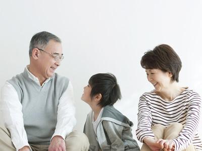 家族みんながずっと笑顔で住むことが出来るような家を。
